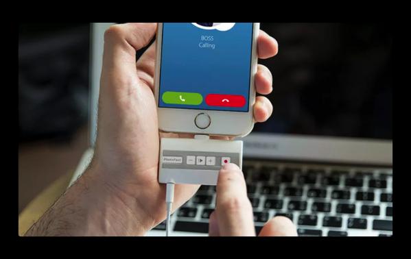 iPhoneのモバイルアプリと通信アプリからのすべての通話の録音をサポート「Call Recorder」