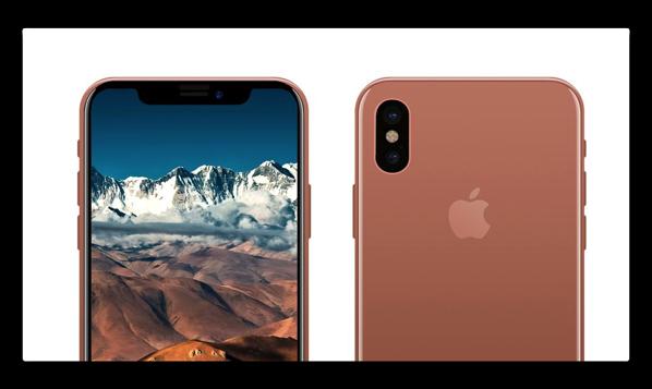 「iPhone 8」のニューカラーは「Blush Gold」、256GBはどうなる?