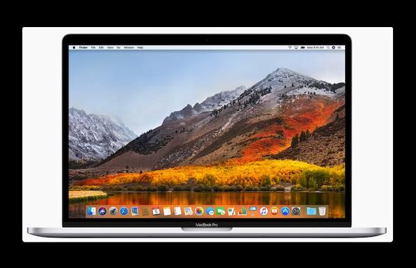 【Mac】「macOSHighSierra」でサポートするAppleプロ向けアプリケーションは?