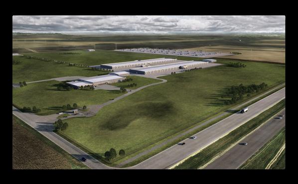 Apple、次のデータセンターはアイオワ州に建設予定