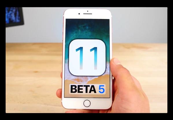 「iOS11 Beta 5」の新機能と変更点のビデオ2本が公開