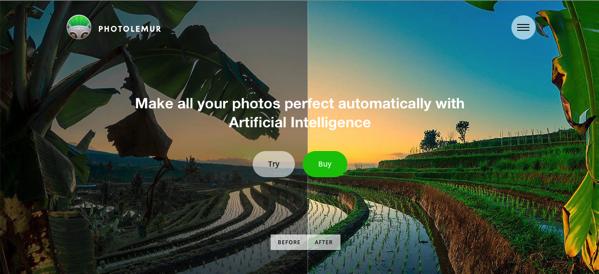 人工知能を利用した写真編集アプリ「Photolemur」が66%オフ