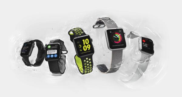 Apple、新しいフォームファクターでLTE搭載のApple Watch Series 3をリリースか