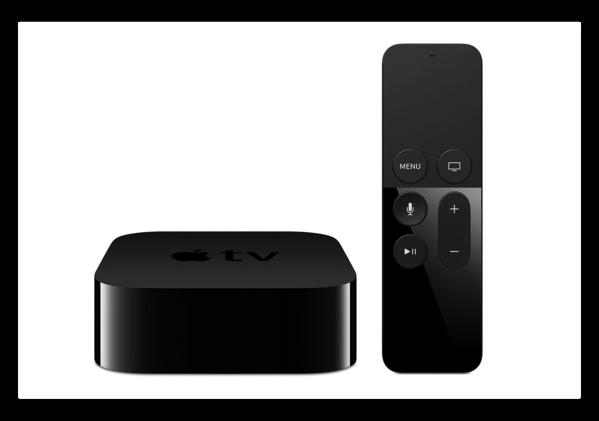 Apple、9月に新しいiPhoneと共に新しい4K対応Apple TVを発表する予定