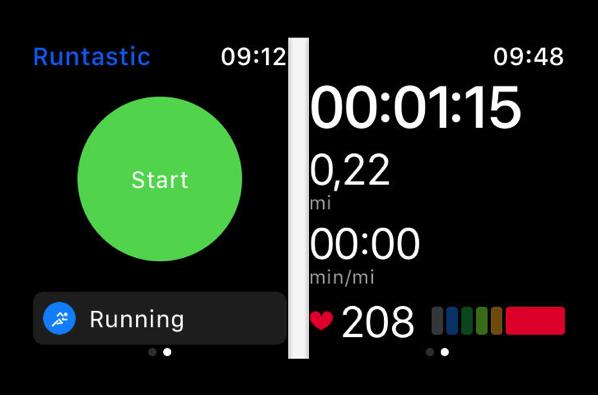 【iOS】「Runtastic PRO」「Runtastic」がバージョンアップでApple Watchのみで利用が可能に