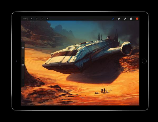 【iOS】SavageはiPadで人気の「Procreate」の「iOS 11」対応した「Procreate 4」を9月19日リリースと発表