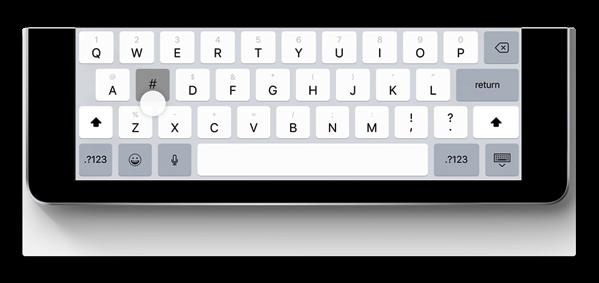 iPadの「iOS 11」でのQuicktypeキーボードと新しいApple Pencilの機能