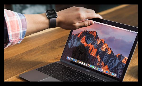 「Apple Watch Series 3」でMacのロックを解除出来なくても大丈夫!