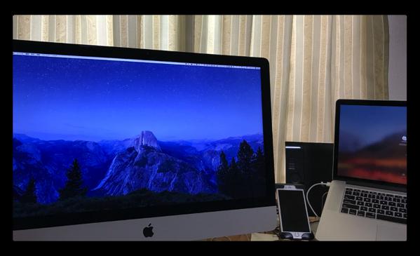 27インチ Late 2012のiMacが「macOSHighSierra」にアップデートでパフォーマンスが向上した!