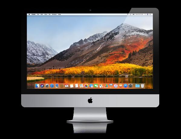 Fusion DriveのiMacに「macOSHighSierra」をインストール、所要時間は1時間10分