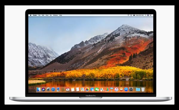 Apple、「macOS High Sierra 10.13 」正式版をリリース