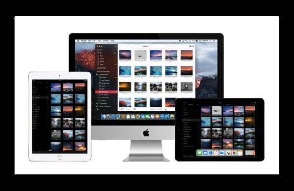 【iOS】Mac版画像オーガナイザ「Pixave」とiCloud Syncする「iOS 11」対応の「Pixave for iPad」