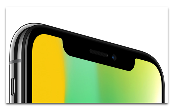 「iPhone X」のTrueDepthカメラはAndroidの競合他社を二年半リードしている