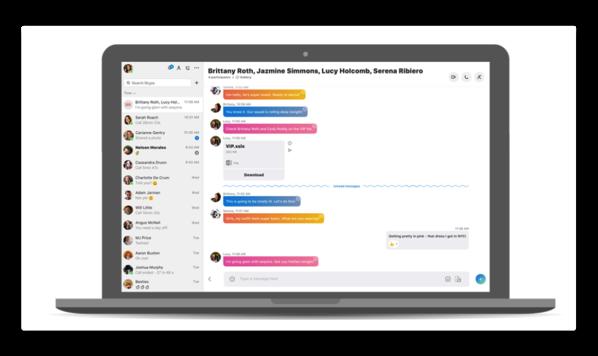 【Mac】Skypeがデスクトップクライアントを改良し新機能満載の「Skype 7.59(37)」をリリース