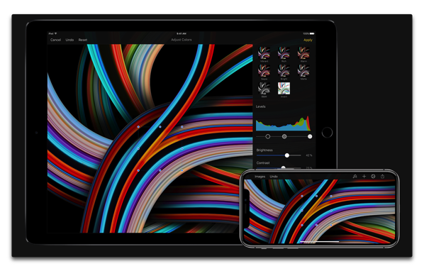 【iOS】画像編集アプリ「Pixelmator for iOS」が「iPhone X」をサポートしセール中