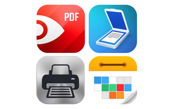 【Sale情報/iOS】Readdle 10周年記念パックで「PDF Expert 5」「Scanner Pro」「Calendars 5」「Printer Pro 」が50%オフ