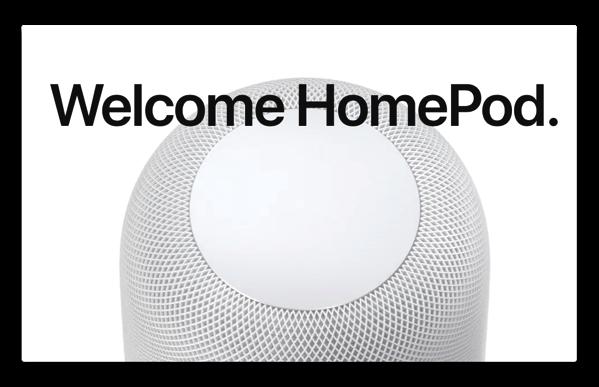 Apple、「HomePod」の発売を2017年12月から2018年初めに延期