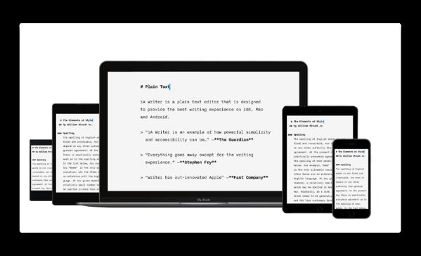 【iOS】Markdownエディタ「iA Writer 5」がリリース