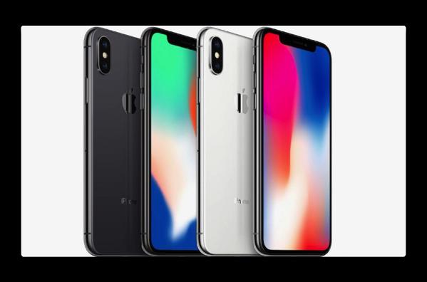 Appleは、「iPhone X」のおかげで世界的な市場シェアでSamsungを追い抜く
