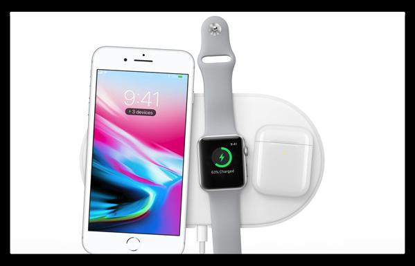 「iPhone 8/8 Plus」「iPhone X」のワイヤレス充電に関しての注意事項