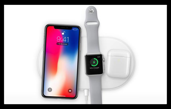 iOS 11.2 BetaでのiPhone 8のワイヤレス充電テスト