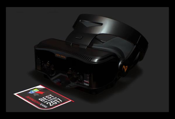 Apple、拡張現実感ヘッドセットカンパニーVrvanaを3,000万ドルで買収