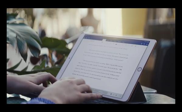 Apple、iPad Proを使ってPCの定義に挑戦する新しいビデオ「What's a computer 」を公開