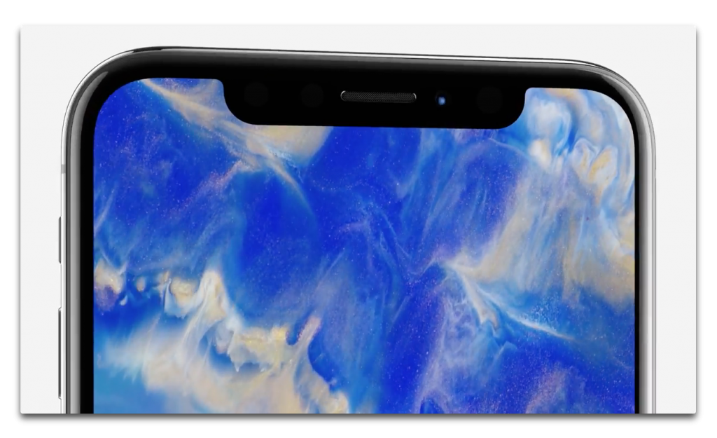 Apple Japan、「iPhone X」の「FaceID」機能にフォーカスしたCF2本を公開