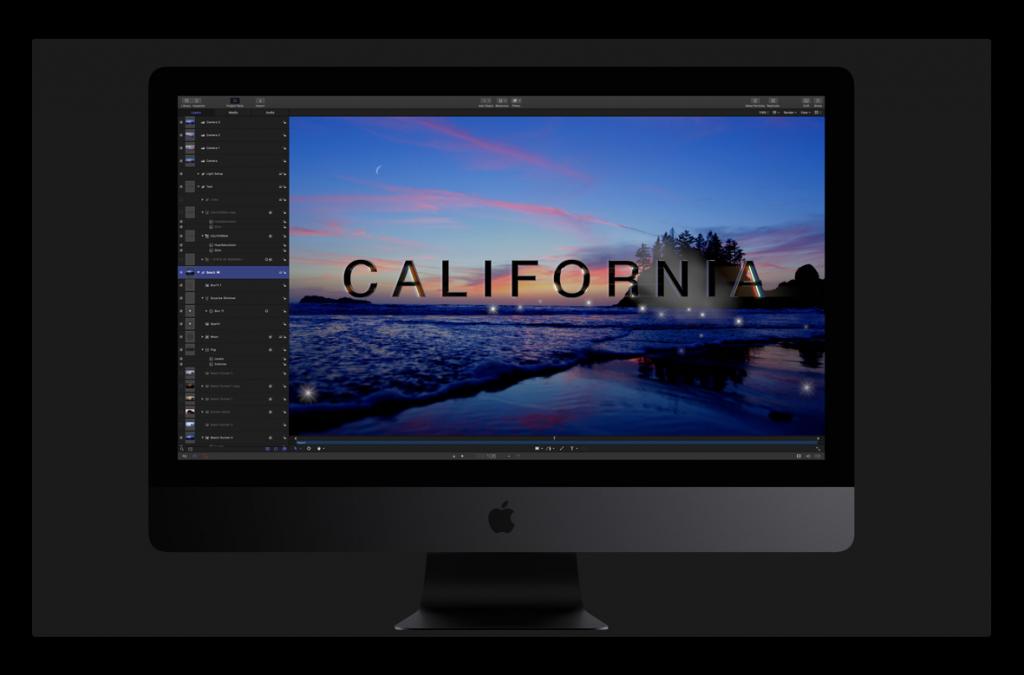 Apple,360°ビデオをサポートした「Motion 5.4」をリリース