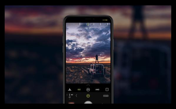 【iPhone】人気カメラアプリ「Halide」のデザイナーが語るiPhoneのRAW Power