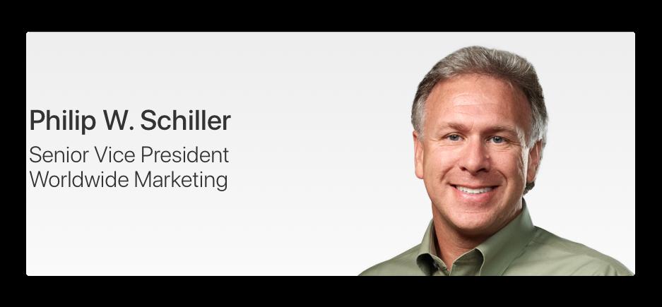 Phil Schiller:「Face IDデータはサードパーティ開発者と共有されていません」