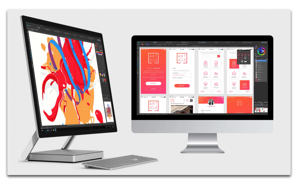 【Sale情報/Mac】Serif Labsは「Affinity Photo」「Affinity Designer」をホリデーシーズン特別価格として20%オフ