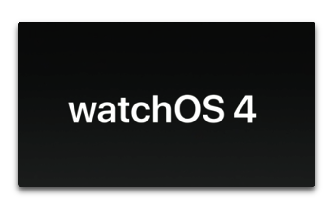 Apple、「watchOS 4.2.2 beta (15S5530d)」を開発者にリリース
