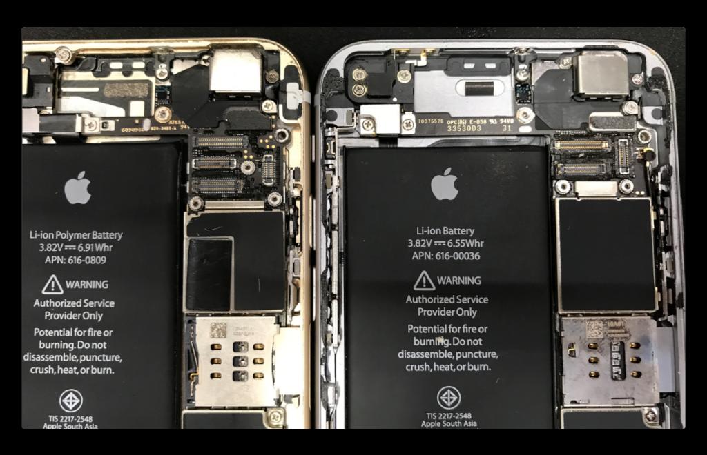 AppleはiPhone 6以降の全てにおいてバッテリー交換の方針を明確に