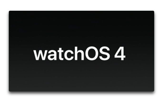 Apple、「watchOS 4.3 beta (15T5165e)」を開発者にリリース