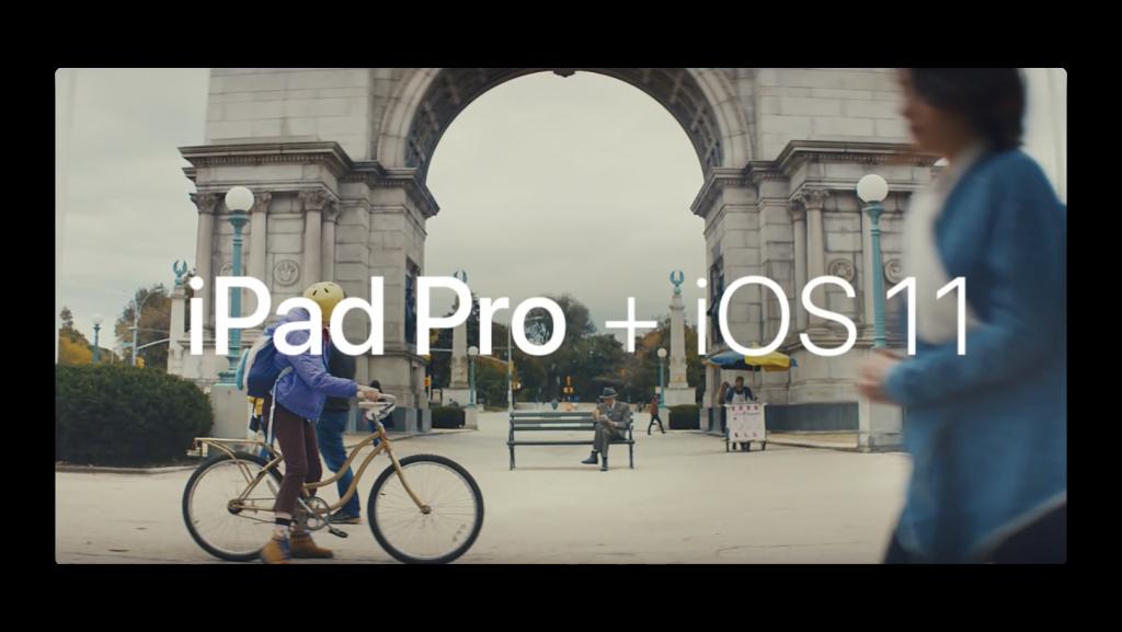 Apple、iPad Proの拡張現実とApple Pencilにフォーカスした新しいCF2本を公開