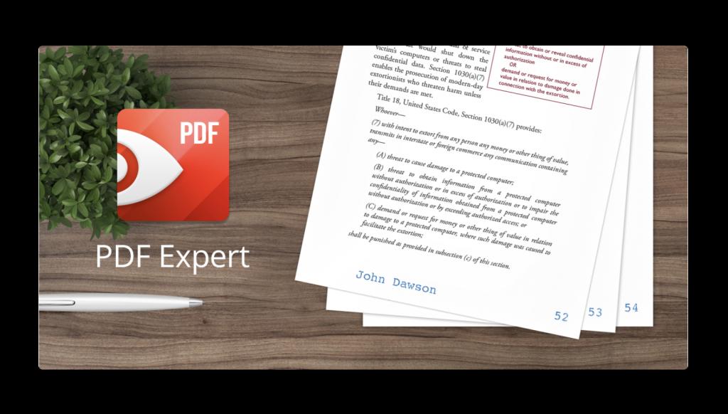 【Mac】「PDF Expert for Mac」バージョンアップでページ番号など新機能を追加