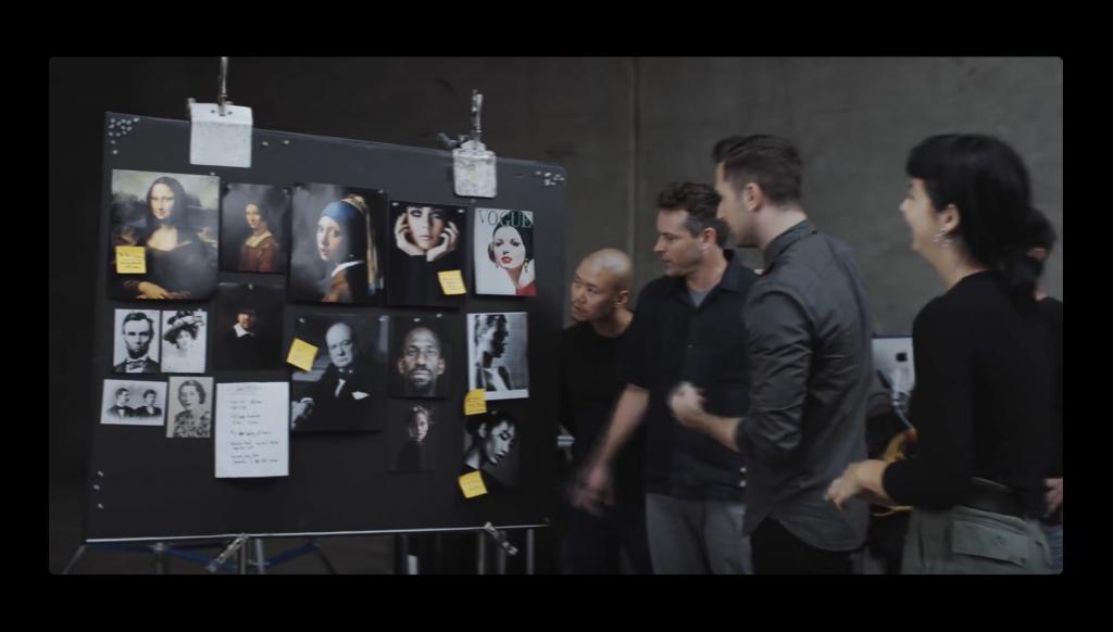 Apple、Portrait 照明機能の開発プロセスを紹介する新しいビデオ「iPhone X — Portrait Lighting」を公開