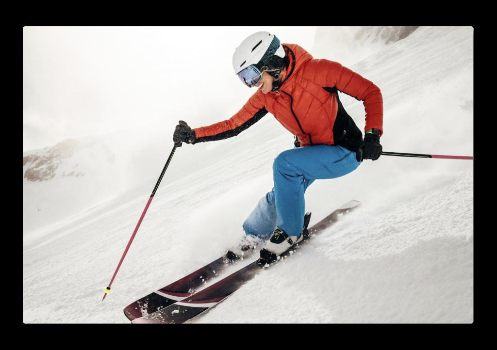 Apple Watch Series 3、スキーとスノーボードの活動を追跡