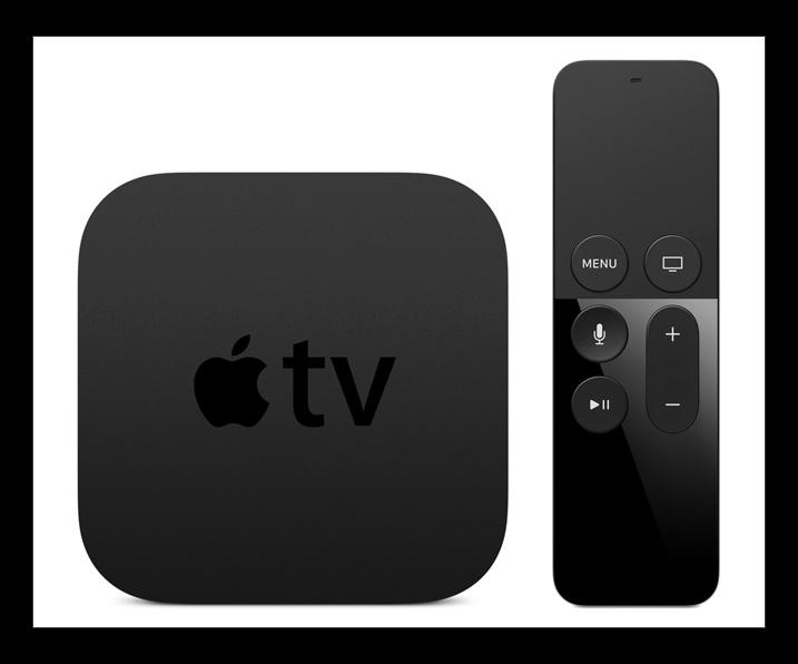 Apple、Apple TVロゴ商標をゲームに関する新しい条件で更新