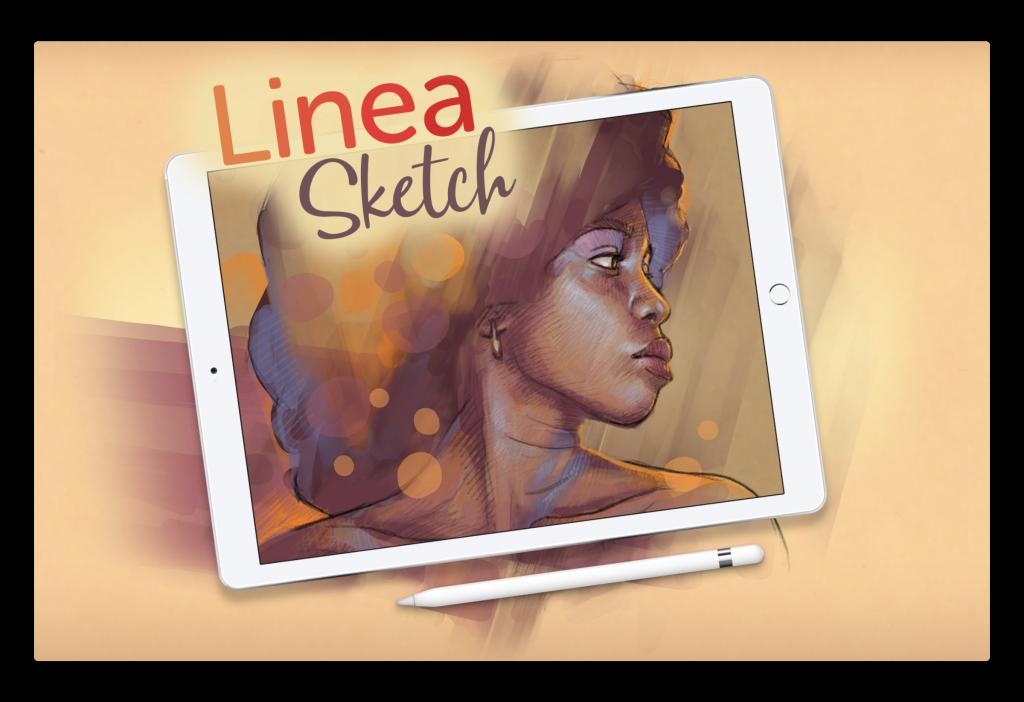 iPadスケッチアプリ「Linea」が「Linea Sketch」に改名されバージョン2.0へ、リリース記念として期間限定で50%オフ
