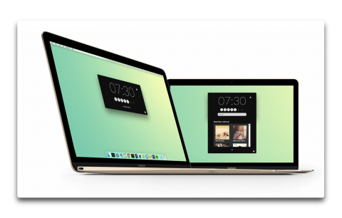 【Mac】Spotifyを「時計付きラジオ」にする無料のMacアプリ「Wakefy」