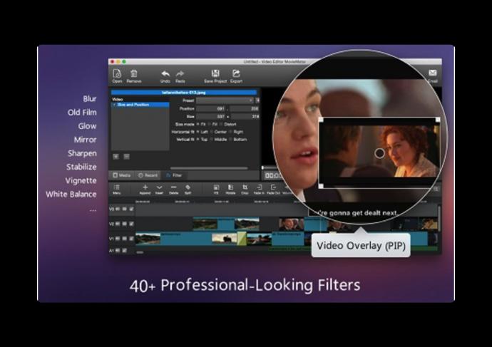 Video Editor MovieMator Pro 003