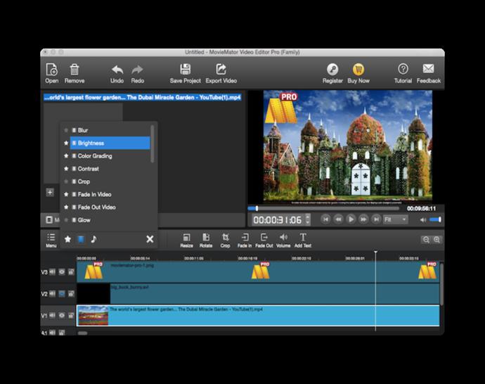 Video Editor MovieMator Pro 004