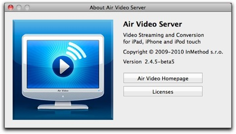 Airvideo server 02
