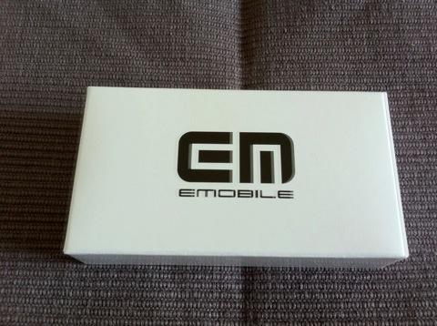 Pocket WiFi(GP01)の大容量電池パックが送られてきた