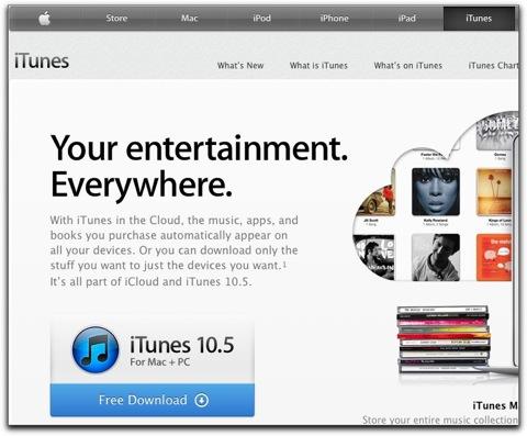 iPhone,iPadをWi-FiでiTunesと同期するには