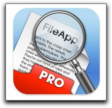 【iPhone,iPad】ファイル管理「FileApp Pro」が今だけお買い得