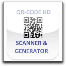 【iPhone,iPad】「QR-Code HD Scanner & Generator」が今だけ無料