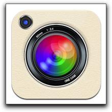 【iPhone,iPad】静音カメラ「OneCam」が今だけお買い得